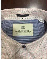 Designer Cotton Formal Shirt