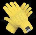 Kevlar Para Aramid Knitted Seamless Gloves