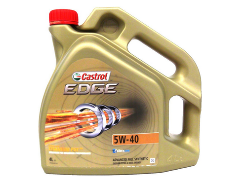 Dejlig Castrol Edge Engine Oil 5w-40 4L at Rs 3680 /pack GB-61