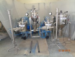 PNEUMATIC CONVEYING SYSTEM (PCS)