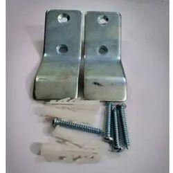 Zinc Plated Steel Urinal Bracket