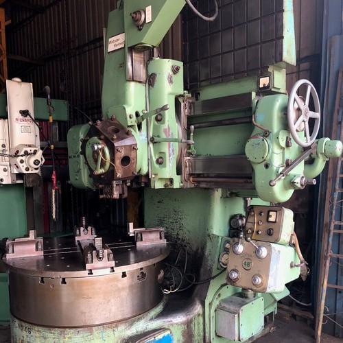 Webster Bennett VTL machine