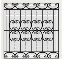 Iron Window Grills