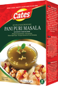 Cates 100 G Pani Puri Masala, Packaging: Box