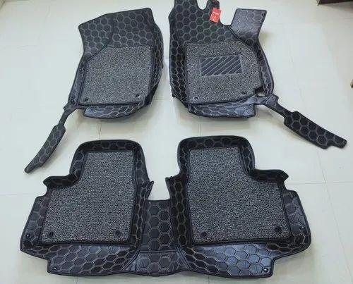 Modesto Black 7d Economy Series Car Mat For Swift Rs 10000 Set Id 20781029988