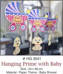 Hanging Prime With Baby