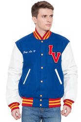 Men Letterman Jacket