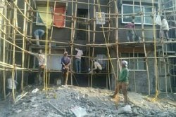 Commercial Building Construction, in Mumbai