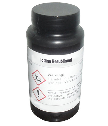 Iodine Resublimed, for Industrial