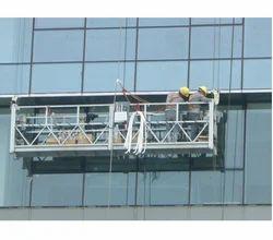 IFS Mild Steel Platform Migration Services, Industrial, Load Capacity: 800 Kg