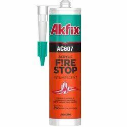 AC607 Fire Stop Acrylic Sealant