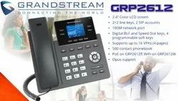 Grandstream GRP2612W 2-Line WiFi IP Phone