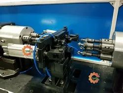 Facing and Chamfering For Single Side Facing Machine