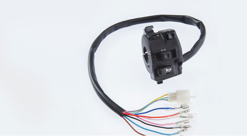 Handlebar Switches For Automobiles