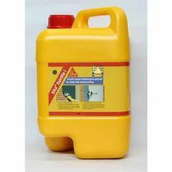 Milky White Sika Raintite I Waterproofing Chemical | ID