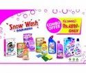 Snow Wash Cleaning Set