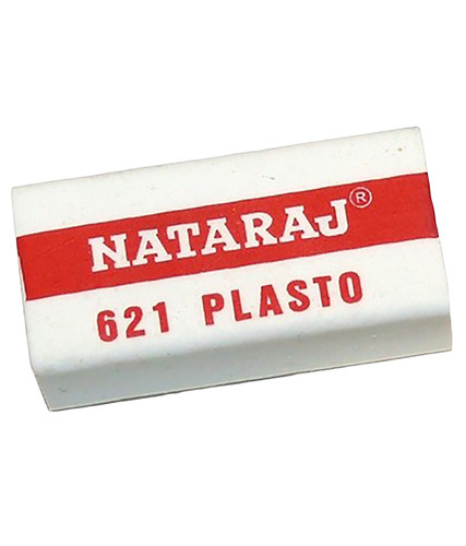 Non Duster Eraser NATRAJ