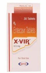 Xvir Entecavir Tablet