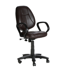 The Galleta MB Task Brown Chair