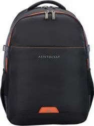 VIP Aristocrat Digit 02 Polyester 35 L Laptop Backpack (BLACK)