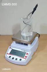 LMMS-300 Hotplate Magnetic Stirrer