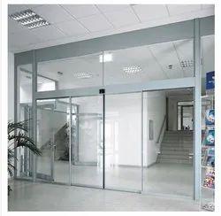 Dorma Automatic Sliding Door, Height: 6-8 Feet