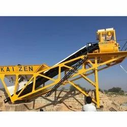 KTS-30 Twin Shaft Mixer Stationary Concrete Batching Plant