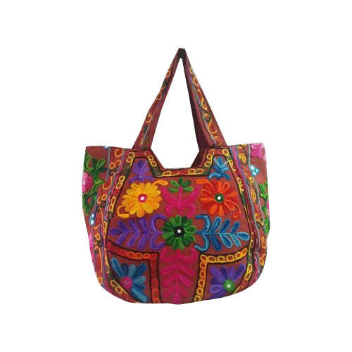 Rajasthani Handicrafts Hand Bag At Rs 250 Bag Embroidered