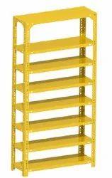 Steel Rectangular Storage Racks