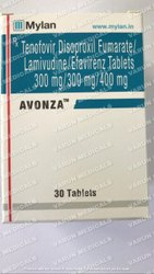 Avonza (Tenofovir & Lamivudine)