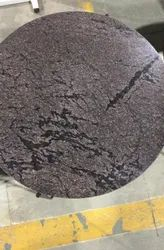 SGM Black Marble Round Tabletop