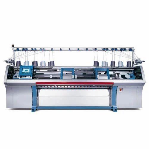 Flat Bed Knitting Machine Computerized Flat Knitting Machine