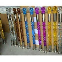Stainless Steel Acrylics Pillar