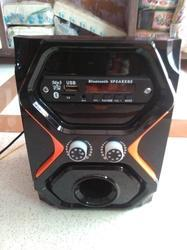 Bluetooth Multimedia Player With Ac/dc