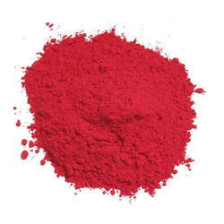 Signal Red Pigments Powders