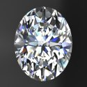 Oval Cut AAA Quality Excellent Lab Grown Diamond