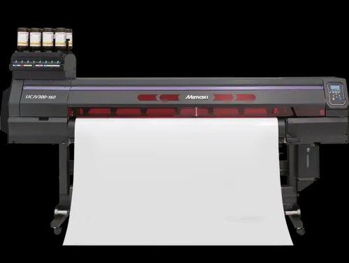 Mimaki Ucjv 300 - 160, Flex Banner Printing Machine, Flex -8002