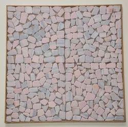 Marble Pebble Mosaic