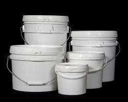 10 Ltr Plastic Bucket (Pail)
