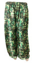 Digital Printed Camouflage Army Style Palazzo Pants 2017