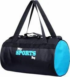TOPWAREW Small Gym Bag,Travel Bag Black/Blue Gym Bag/Duffel Bag