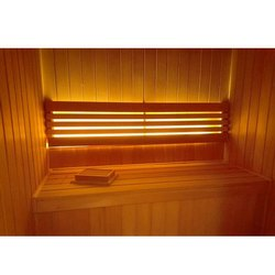 SI-BKT Sauna Wooden Construction Cabinet