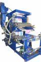 Inline Double Color Flexo Printing Machine