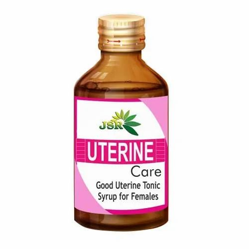 Gold Uterin Tonic Syrup