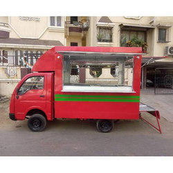 Mobile Catering Van (Only Fabrication work)