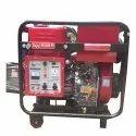 15 Kw Low Noise Bajaj-m Ultra Compact Petrol Generator Set