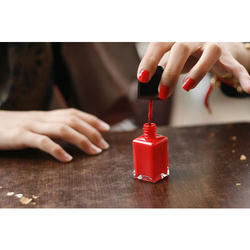 SNM Red Nail Polish, Pack Size: 12ml, for Personal