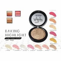 Golden Incolor Baking Highlight, Box, Pressed Powder