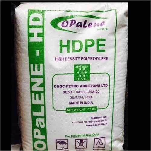 HDPE Plastic Granules HDPE Blow And Injection Granule, Packaging Type: Sack, 0.941~0.965g/Cm Cube