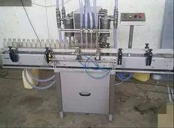 Pharma Bottle Filling Machine